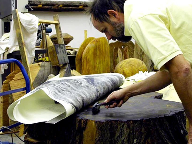 הדפסי עץ