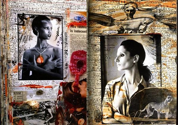 Peter Beard's Visual Journal
