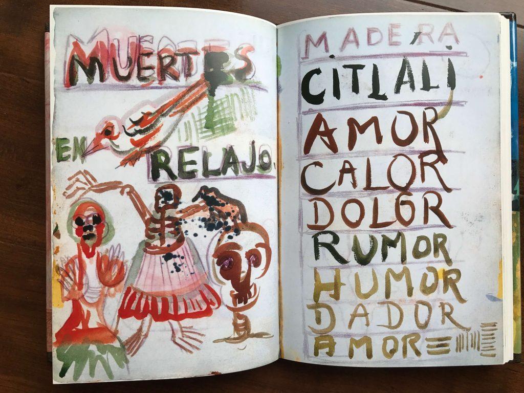 Frida Kahlo Art Journal 13