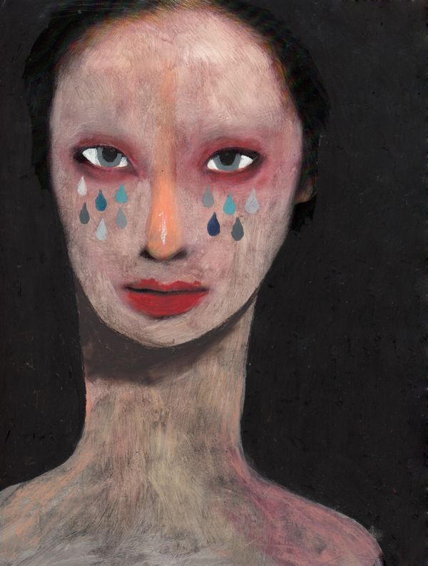 Magazine Art by Guim Tio