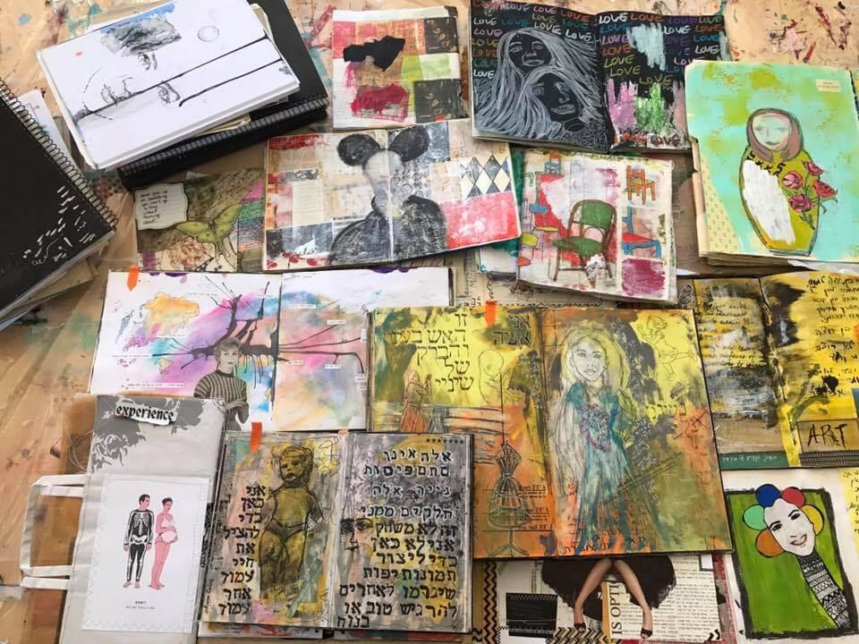 Tips for choosing an art journal