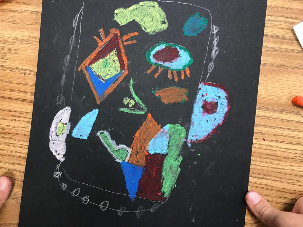 Picasso in third grade