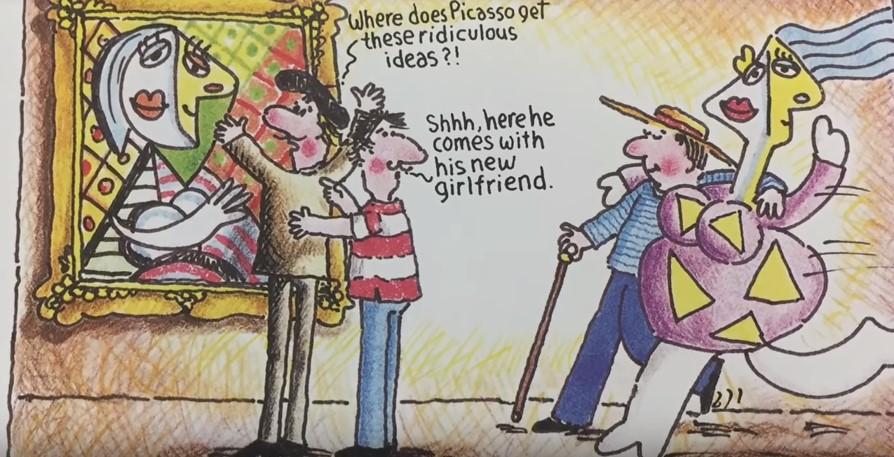 Picasso joke