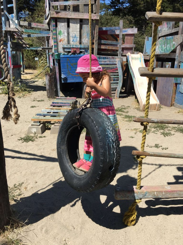 Adventure Playground in Berkeley