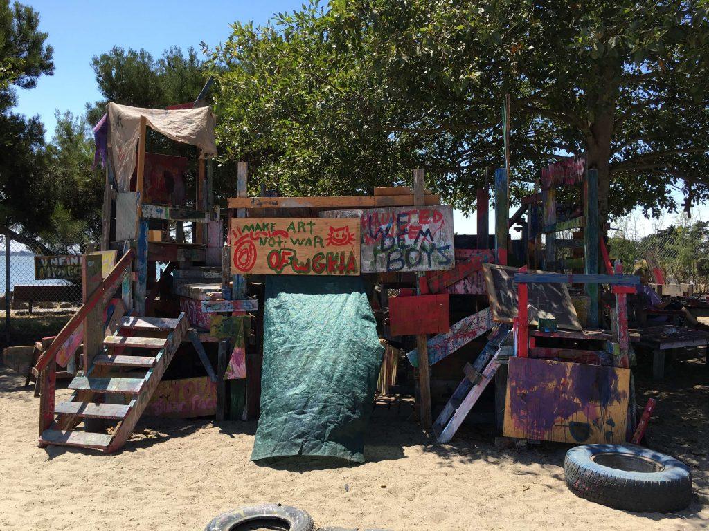 Adventure Playground Berkeley