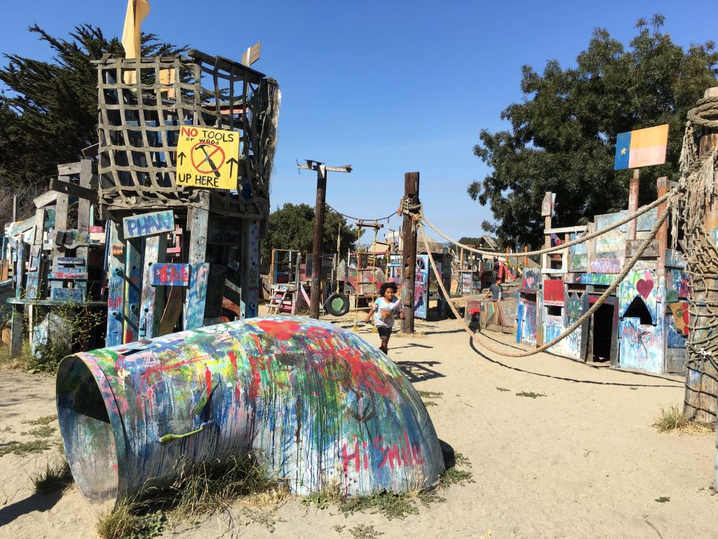 Adventure Playground Berkeley