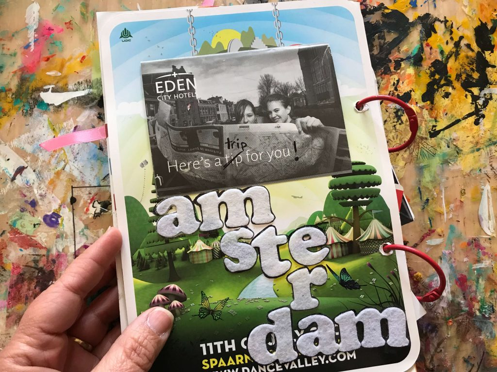 Amsterdam Travel Journal