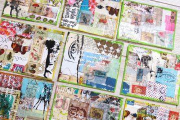 הדרכה מצולמת: גלויות הפתעה