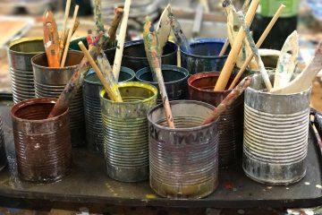 אנקאוסטיק: אמנות בשעווה