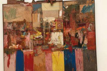 אמן אחד בשבוע: רוברט ראושנברג