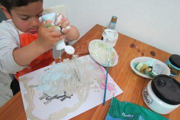 מה אפשר ללמוד מילדים על יצירה