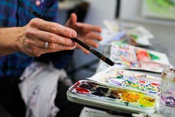 הוראת אמנות כאמנות בפני עצמה